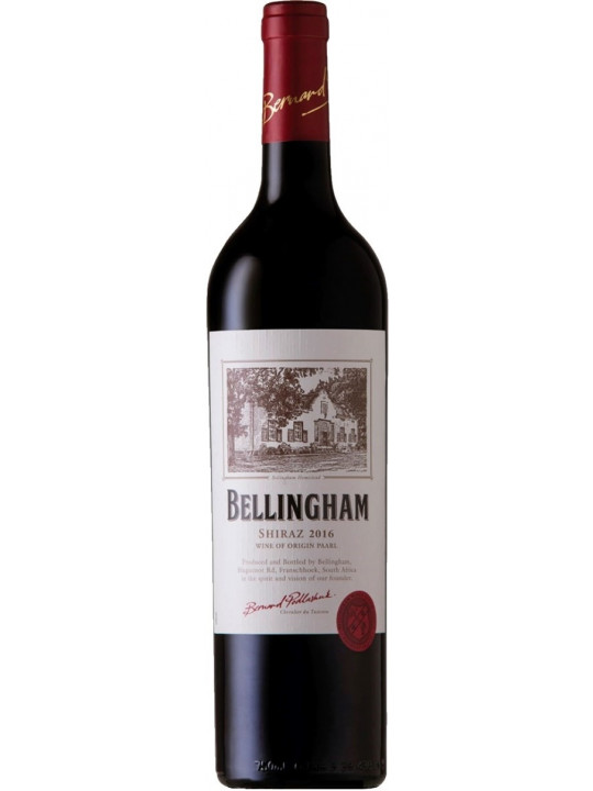 Вино Bellingham, Homestead Series Shiraz 2016 0.75 л