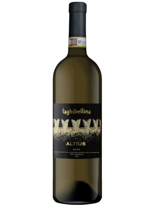 Вино La Ghibellina, Altius Gavi del Comune di Gavi DOCG 2015 0.75 л