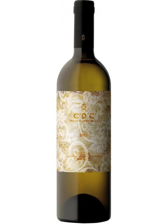 Вино Baglio del Cristo di Campobello, C'D'C' Bianco, Sicilia IGP 2012 0.75 л