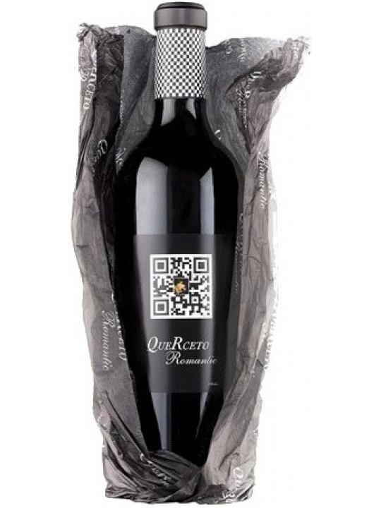 Вино QueRceto Romantic, Colli della Toscana Centrale IGT, gift pack 2011 0.75 л