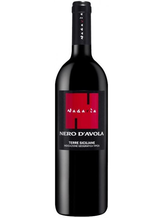 Вино Nadaria Nero d'Avola, Terre Siciliane IGT 2016 0.75 л