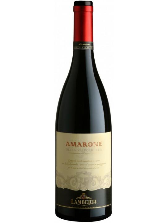 Вино Lamberti, Amarone della Valpolicella Classico DOC 2007 0.75 л