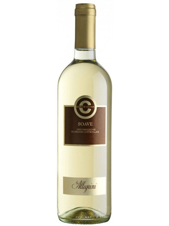 Вино Corte Giara, Soave DOC 2011 0.75 л