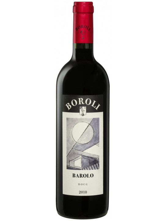 Вино Boroli, Barolo DOCG 2010 0.75 л