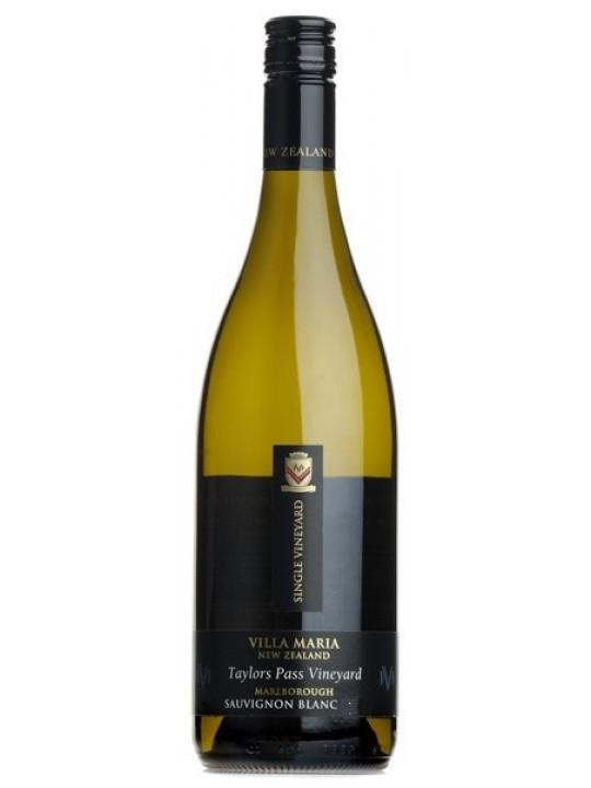 Вино Villa Maria, Single Vineyard Taylors Pass, Sauvignon Blanc 2010 0.75 л