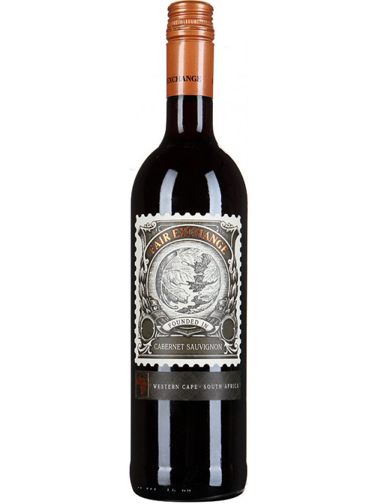 Вино Fair Exchange Cabernet Sauvignon 2014 0.75 л