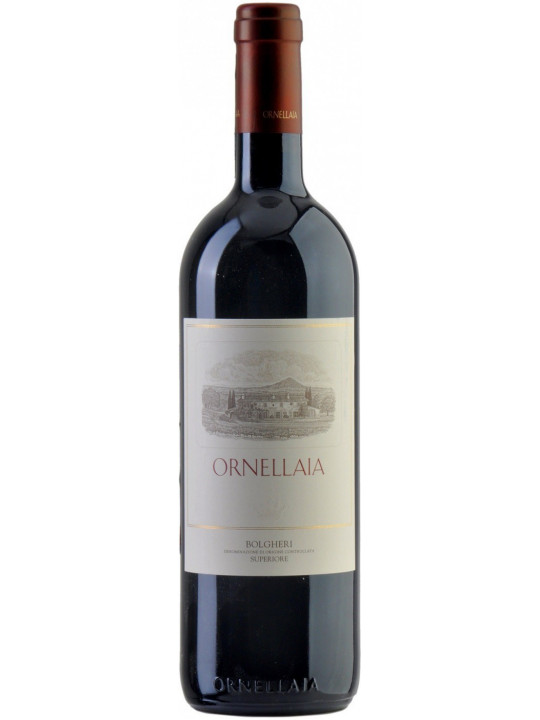 Вино Ornellaia, Bolgheri Superiore DOC 2013 1.5 л