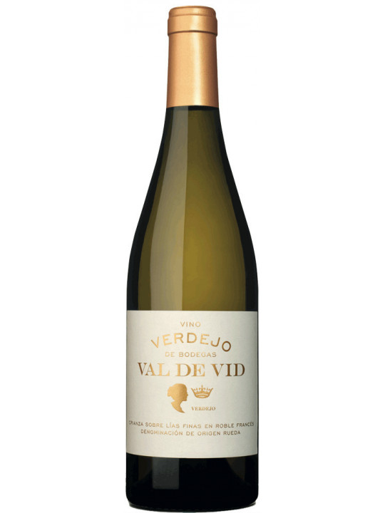Вино Val de Vid, Verdejo Barrica, Rueda DO 0.75 л