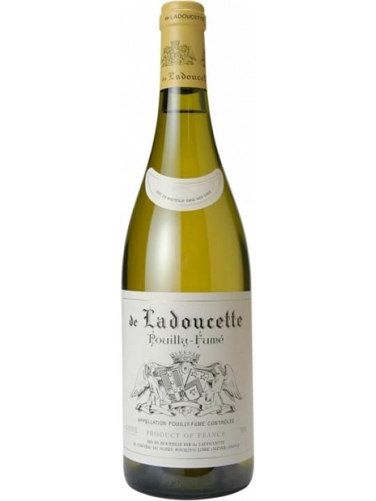 Вино Pouilly-Fume De Ladoucette AOC 2006 0.75 л