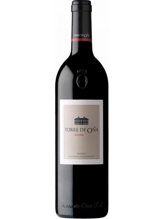 Вино La Rioja Alta, Torre de Ona Reserva, Rioja DOC 2010 0.75 л