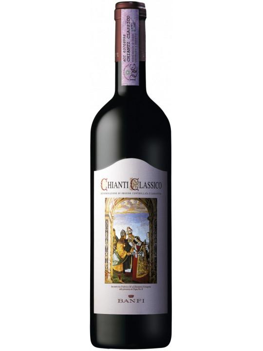 Вино Castello Banfi, Chianti Classico DOCG 2016 0.75 л