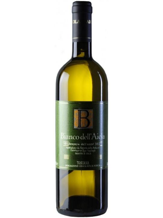 Вино Fattoria della Aiola, Bianco dell'Aiola IGT 2014 0.75 л
