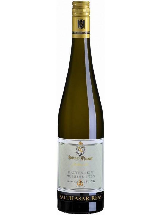 Вино Balthasar Ress, Hattenheim Nussbrunnen Rheingau Riesling GG trocken 2010 0.75 л