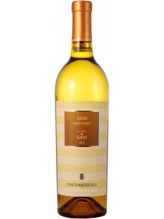 Вино Fontanafredda, Gavi del Comune di Gavi DOCG 2017 0.75 л