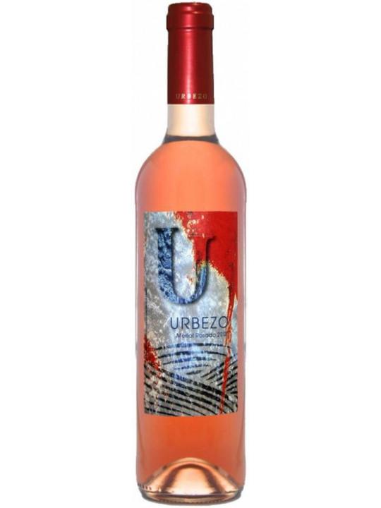 Вино Solar de Urbezo, Urbezo Merlot Rosado, Carinena DO 2017 0.75 л