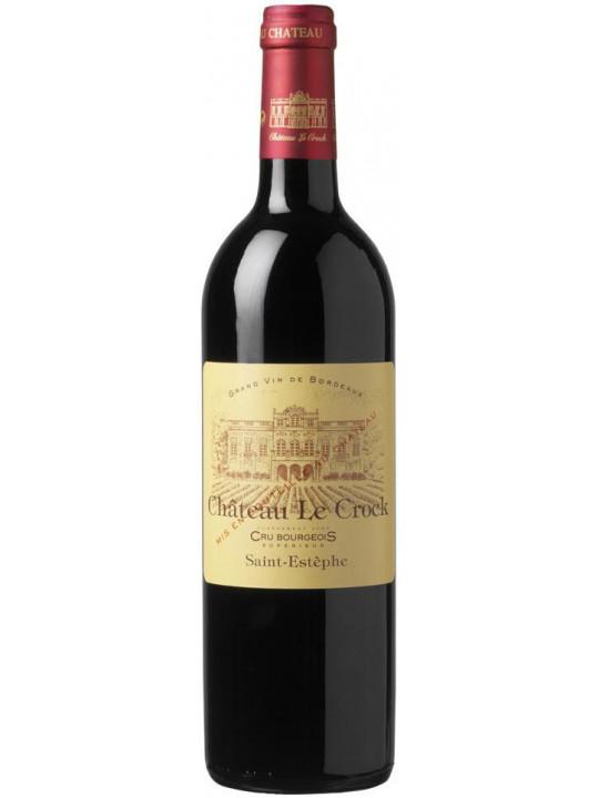 Вино Chateau Le Crock, Cru Bourgeois 2003 0.75 л