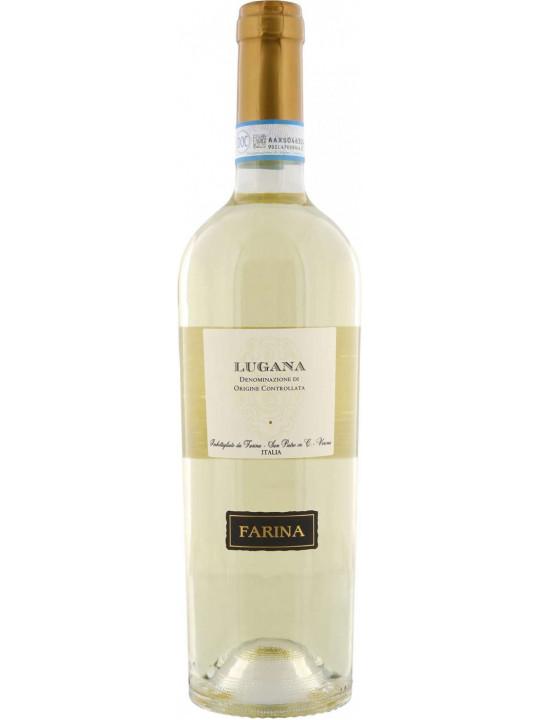 Вино Farina, Lugana DOC 2016 0.75 л