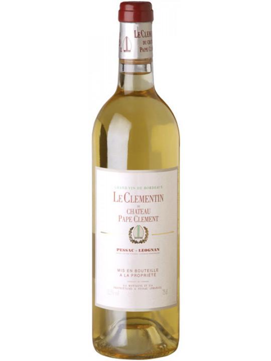 Вино Le Clementin du Chateau Pape Clement, Pessac-Leognan AOC 2009 0.75 л