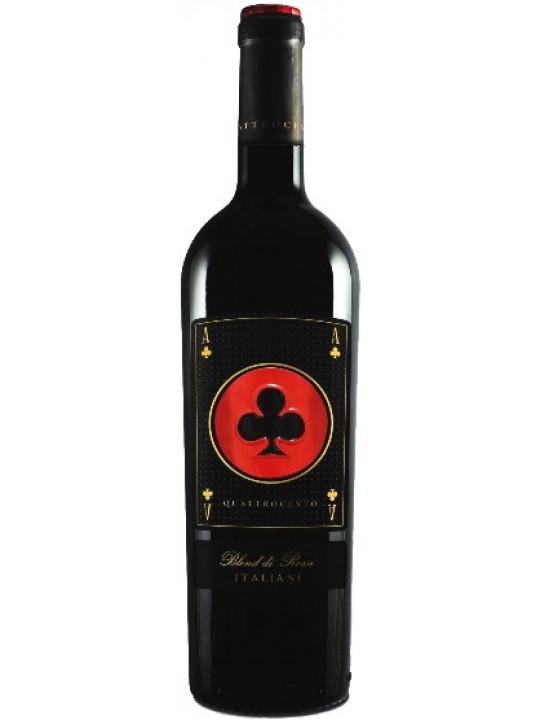 Вино Quattrocento Blend di Rossi 0.75 л