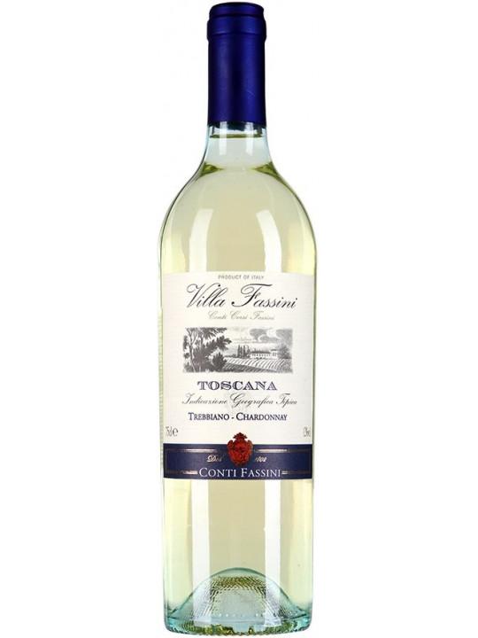 Вино Villa Fassini Bianco, Toscana IGT 0.75 л