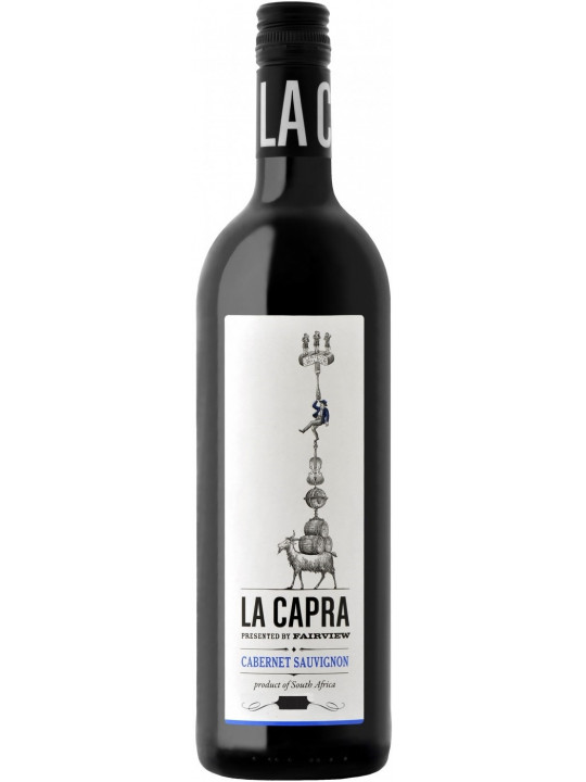 Вино Fairview, La Capra Cabernet Sauvignon 2015 0.75 л