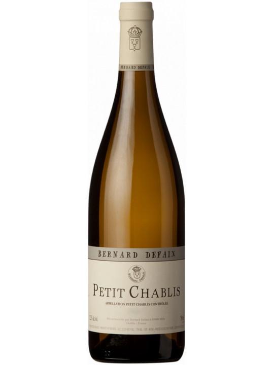 Вино Domaine Bernard Defaix, Petit Chablis AOC 2017 0.75 л