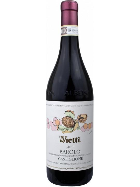 Вино Vietti, Barolo Castiglione DOCG 2010 1.5 л