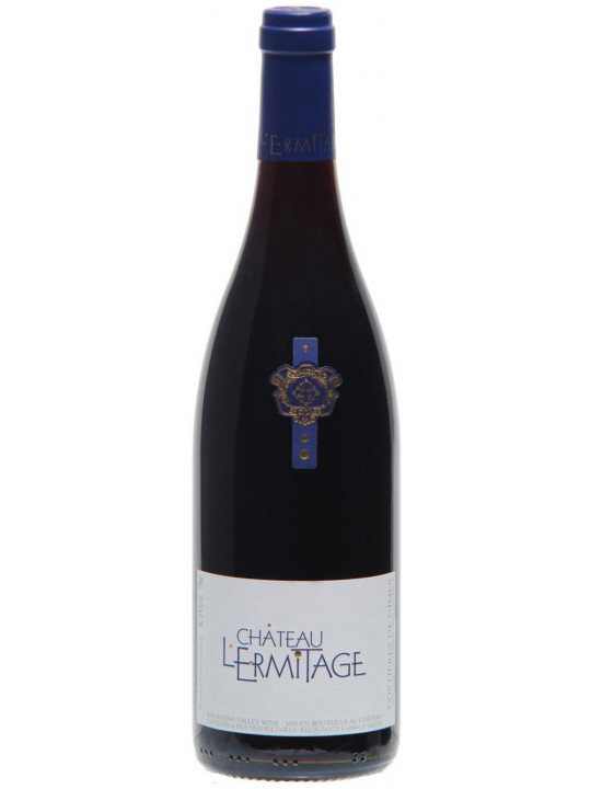 Вино Chateau L'Ermitage, Tradition Rouge 2010 0.75 л