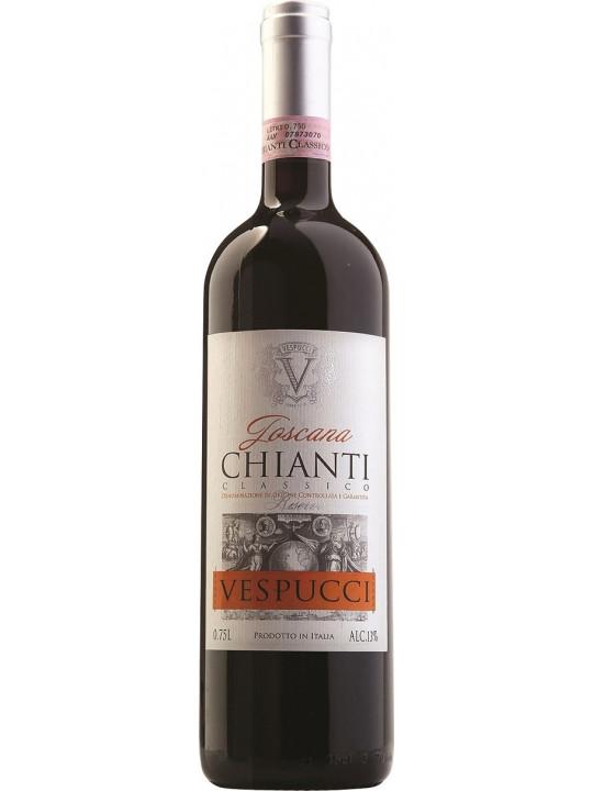 Вино Vespucci Chianti Classico Riserva DOCG 0.75 л