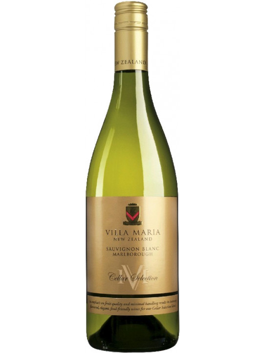 Вино Villa Maria, Cellar Selection Sauvignon Blanc 2010 0.75 л