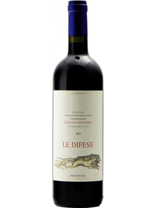 Вино Tenuta San Guido, Le Difese IGT 2016 0.75 л