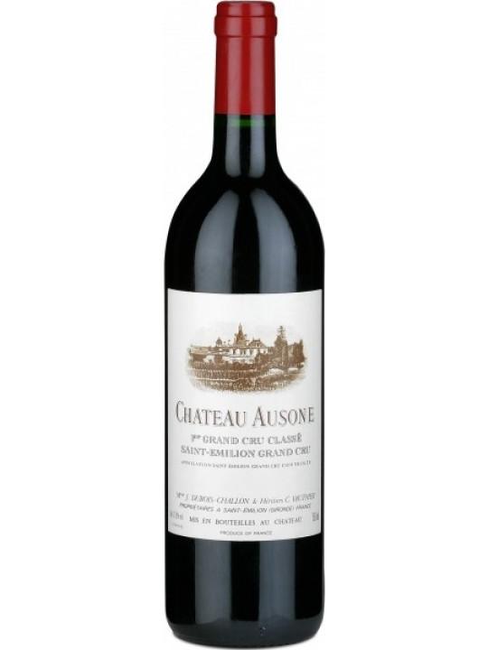 Вино Chateau Ausone Saint-Emilion AOC 1er Grand Cru Classe A 1996 0.75 л