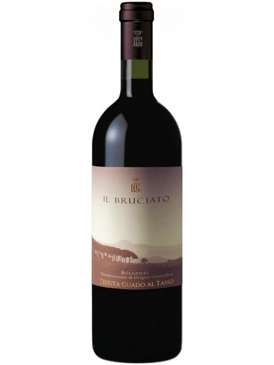 Вино Il Bruciato, Bolgheri DOC 2015 0.375 л