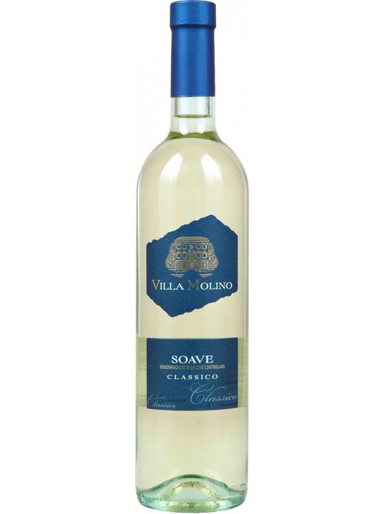 Вино Sartori, Villa Molino Soave Classico DOC 2015 0.75 л