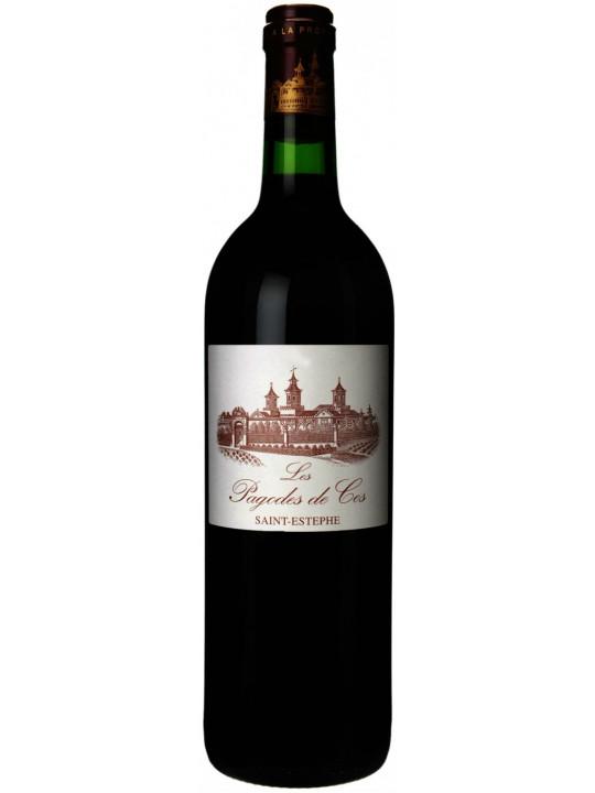 Вино Les Pagodes de Cos AOC Saint-Estephe 2014 0.75 л